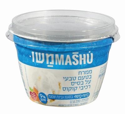 ממרח בטעם טבעי בסגנון גבינת שמנת משומשו (1)